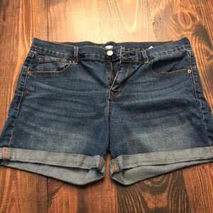 Old Navy Jean Shorts Women's 12